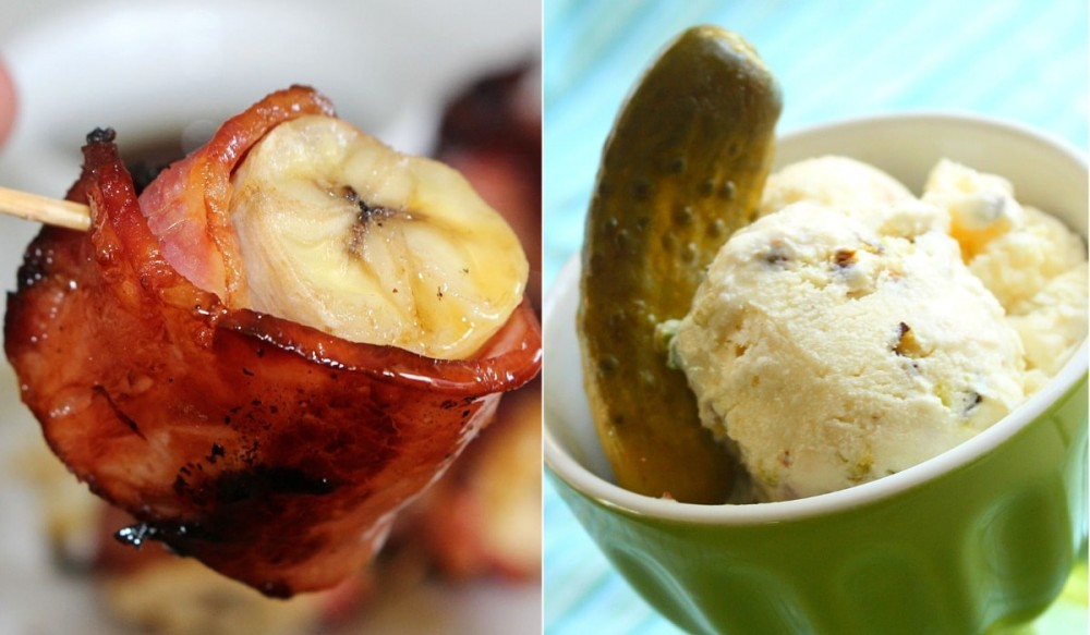 Weird Food Combinations People Really Love To Eat