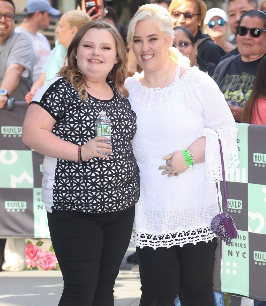 Mama June publicly spoke about Alana's battle with her weight