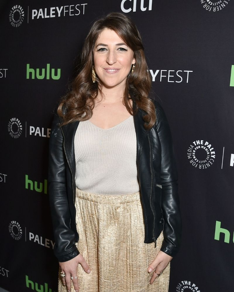Mayim Bialik uses her web series to document her life in Hollywood
