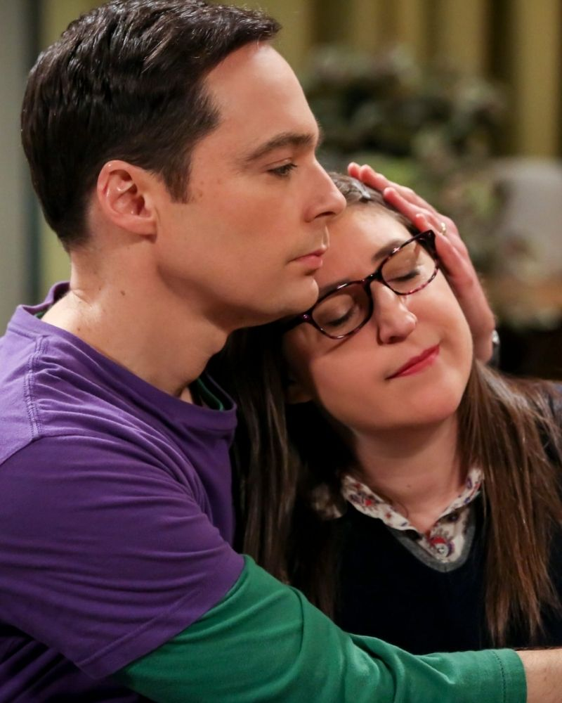 Members of The Big Bang Theory took a pay cut to boost Mayim's pay