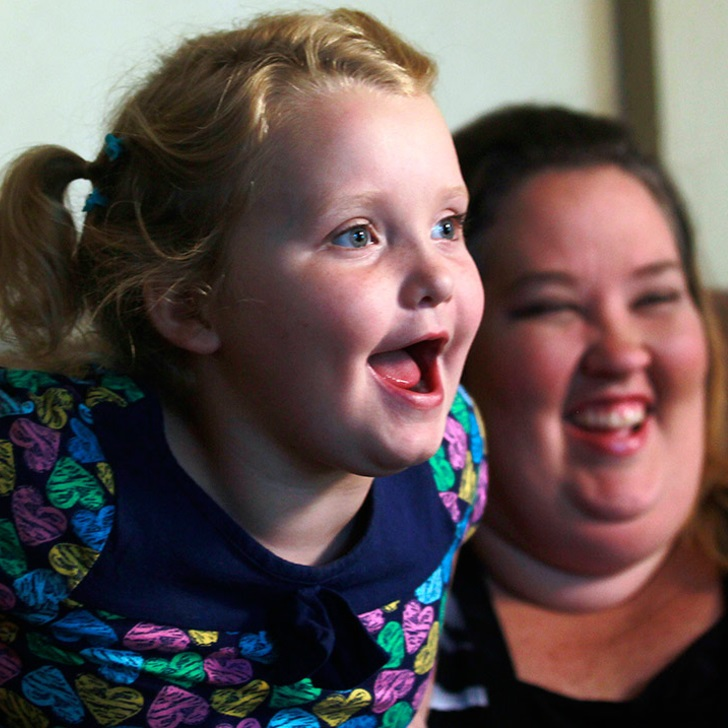 Alana had a brief music career that featured the Honey Boo Boo Bop