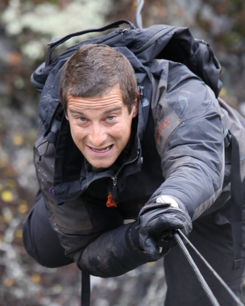 Some of Bear Grylls' survival techniques are pretty dangerous