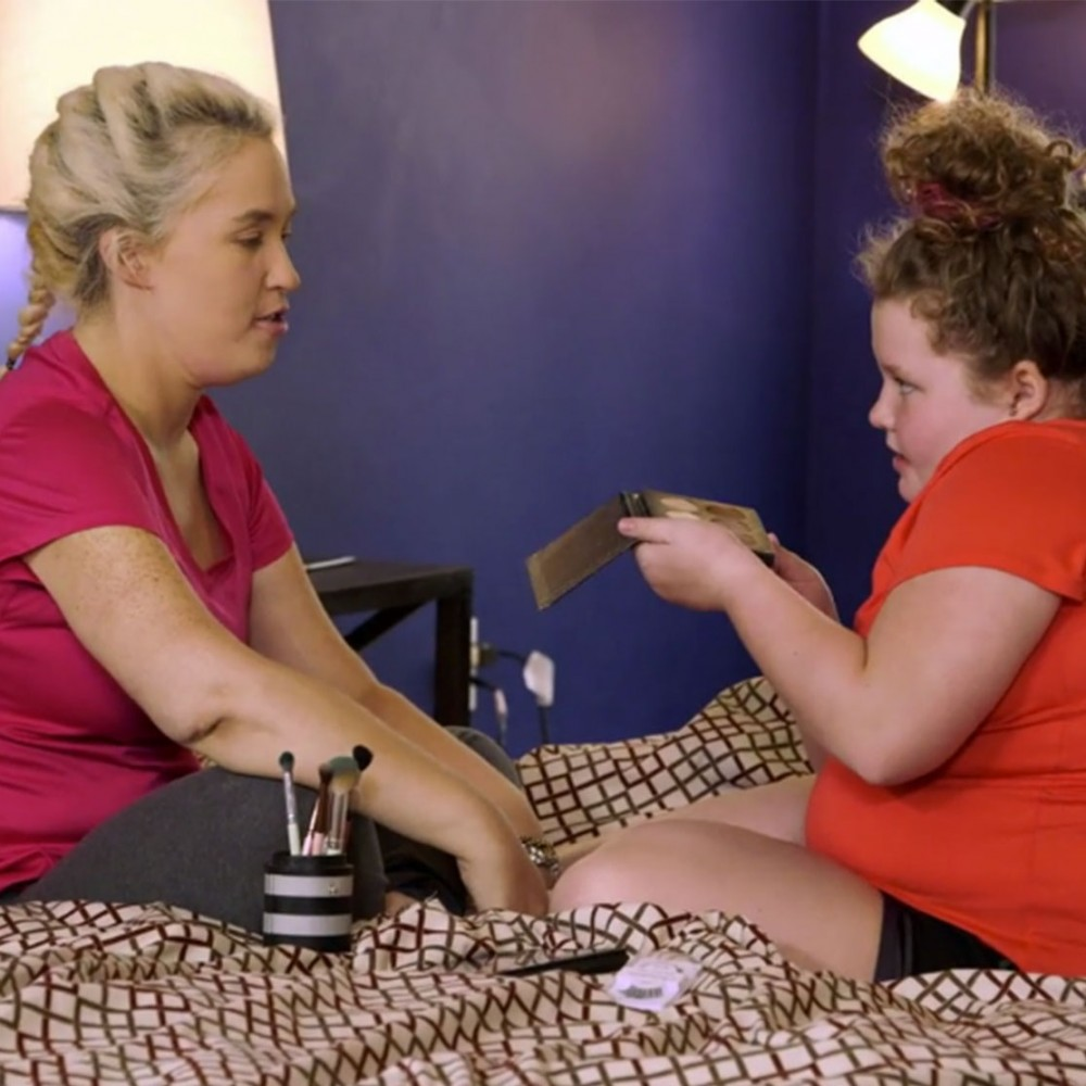 Alana helped coach Mama June in pageants during From Not to Hot