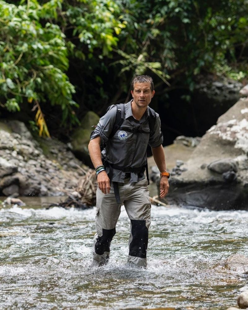 Man vs. Wild has different names around the world
