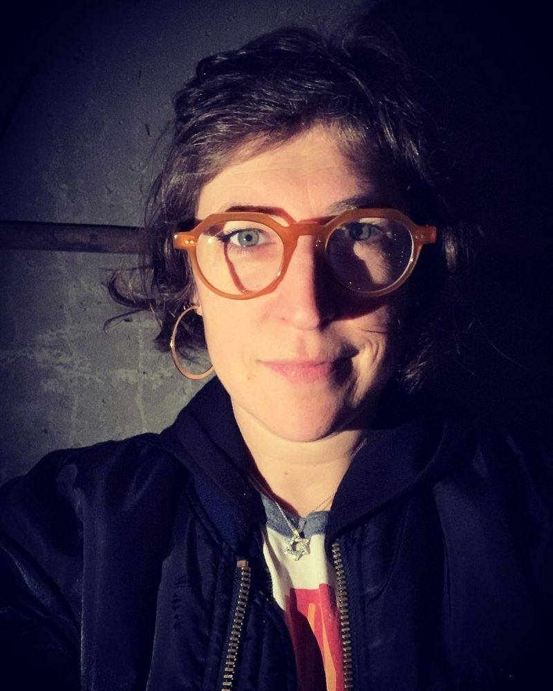 Mayim Balik opened up about the break-up on her blog