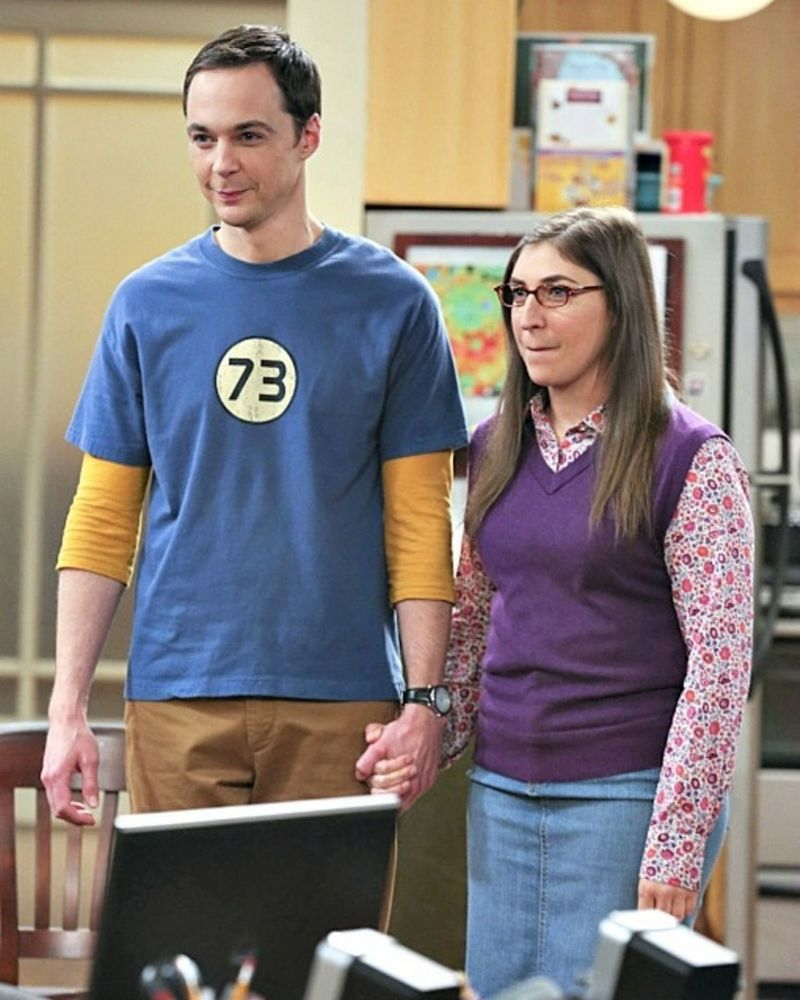 Mayim is yet to see any episodes of The Big Bang Theory