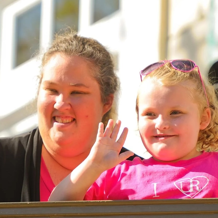 The star of the show had no idea why 'Here Comes Honey Boo Boo' ended