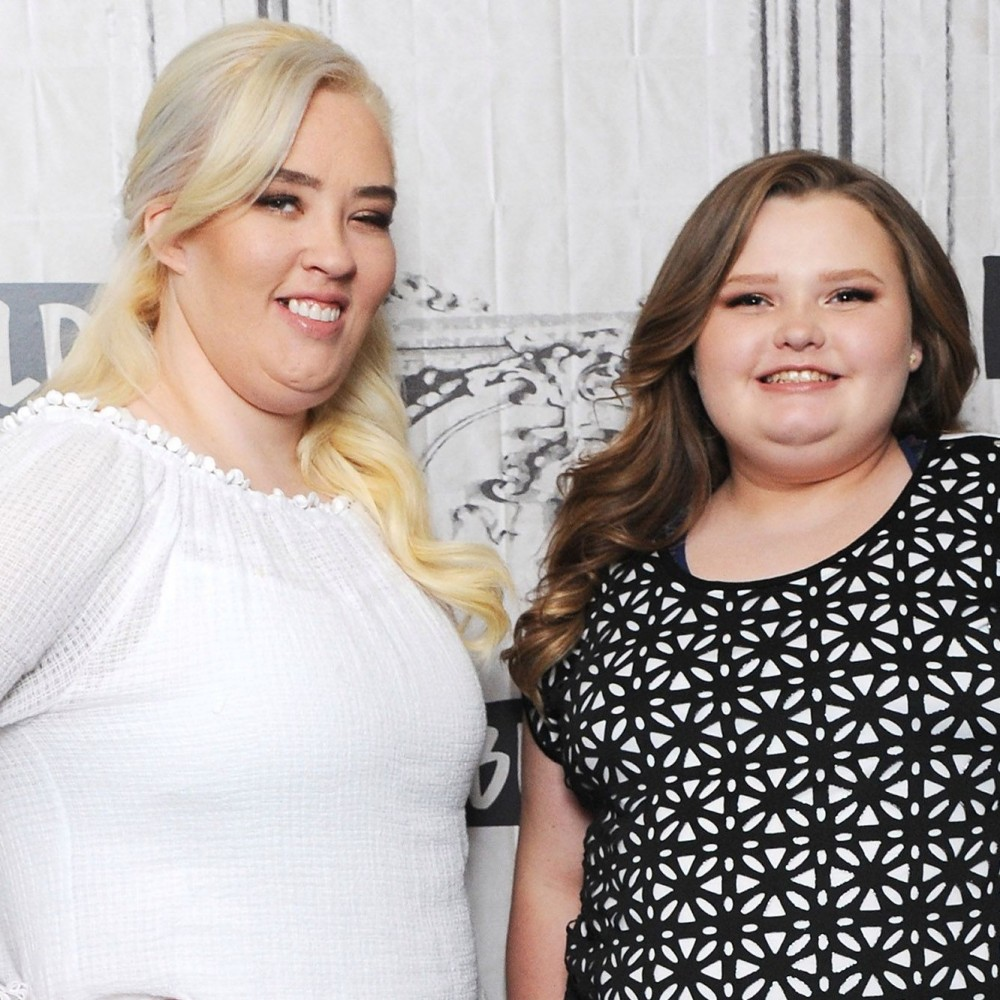 Mama June was handed her own show called Mama June: From Not to Hot
