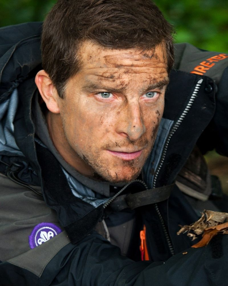 Bear Grylls isn't the host's real name
