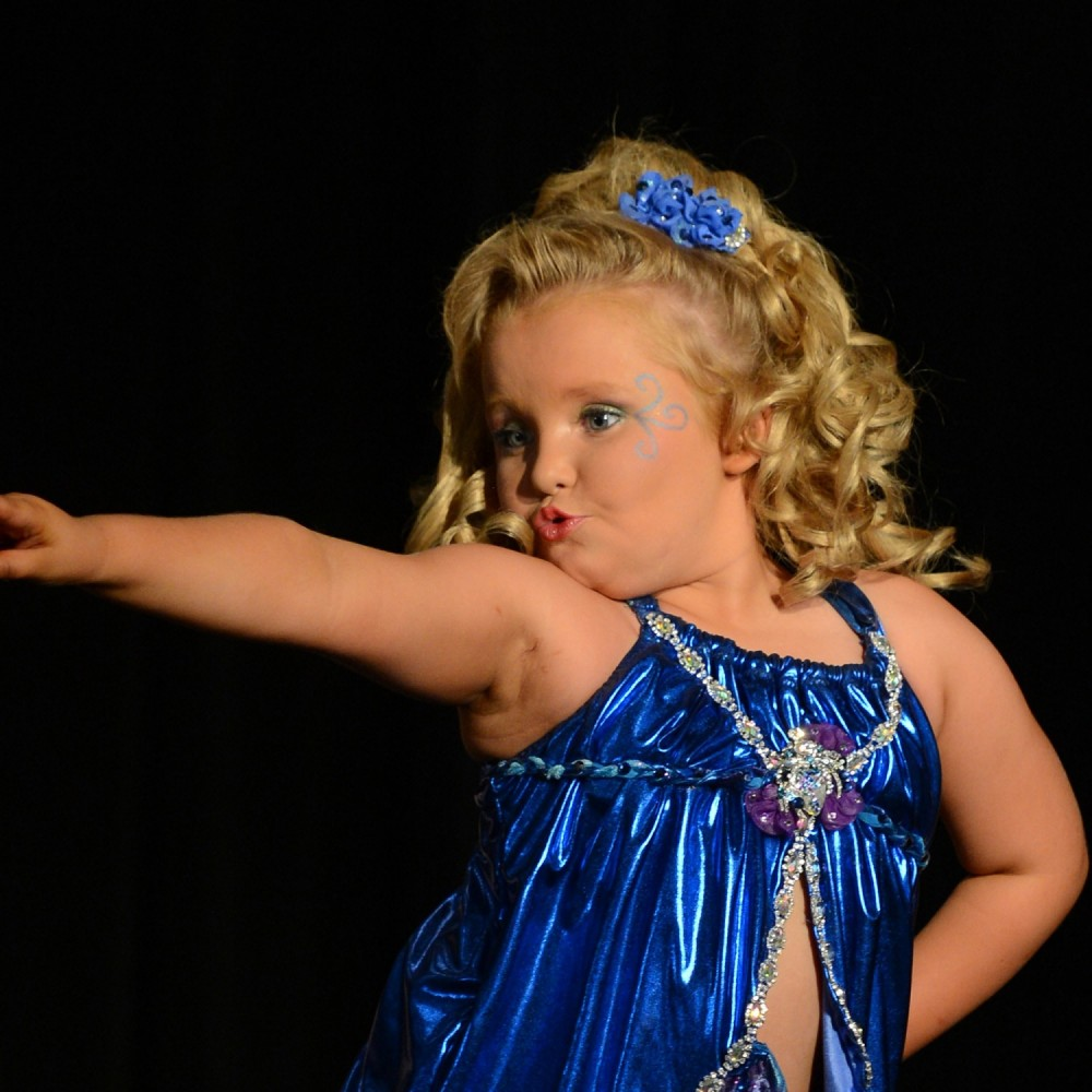 Toddlers and Tiaras introduced Honey Boo Boo to the world