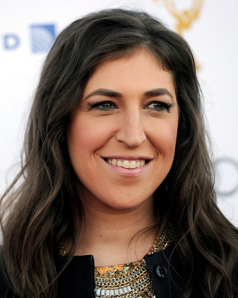 Mayim Bialik and Michael Stone still spend the holidays together