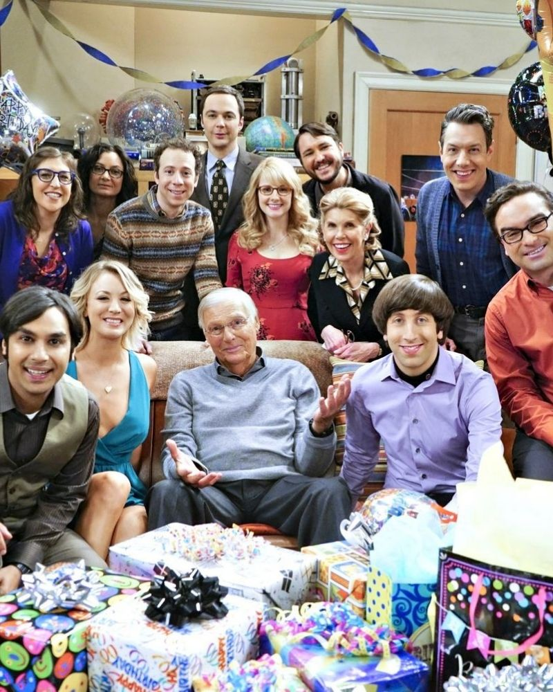 Her popularity meant Mayim became one of the main cast in The Big Bang Theory