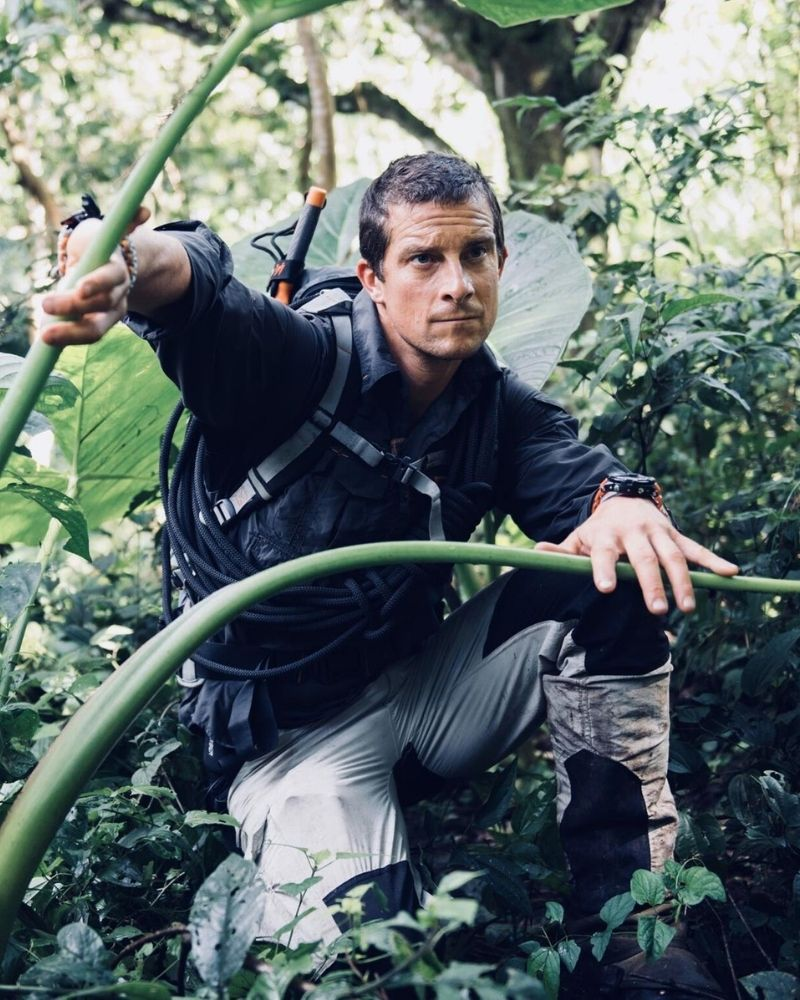 Man vs. Wild sometimes claimed they were in different locations