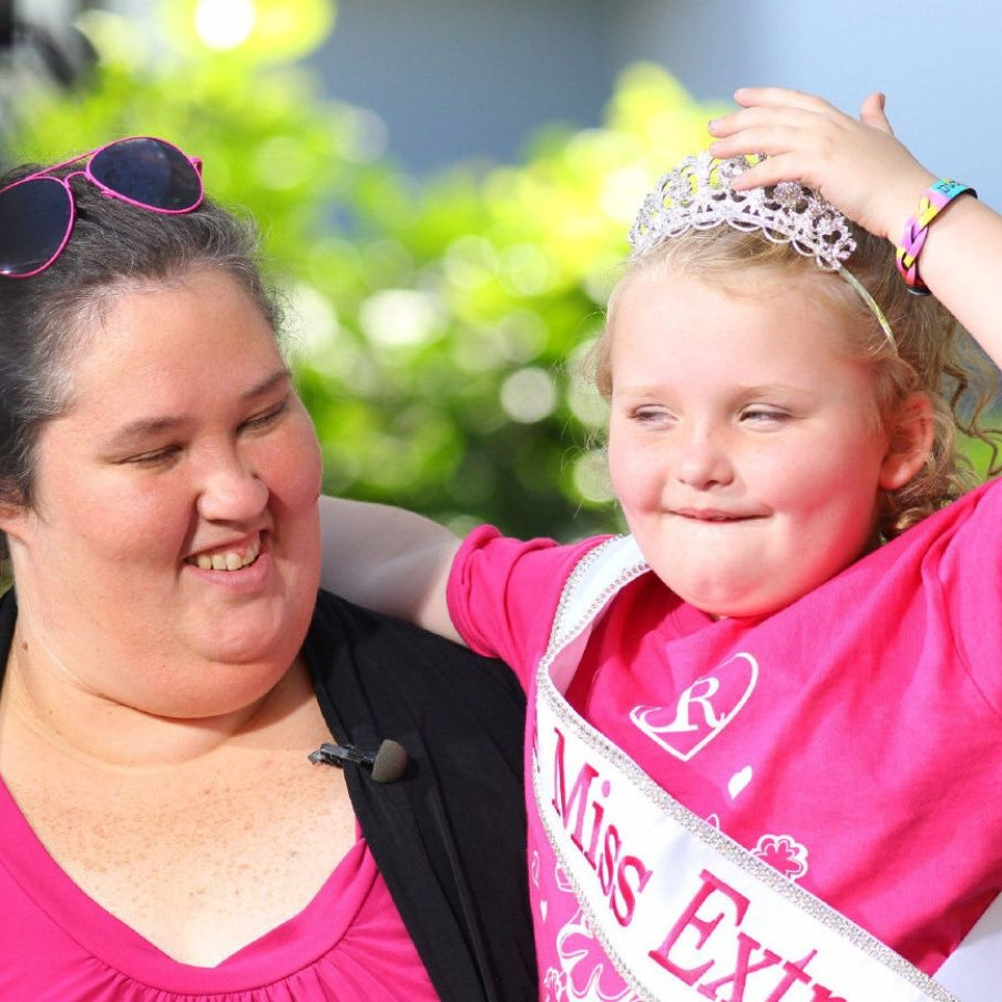 Honey Boo Boo's show was canceled after reports of inappropriate behavior