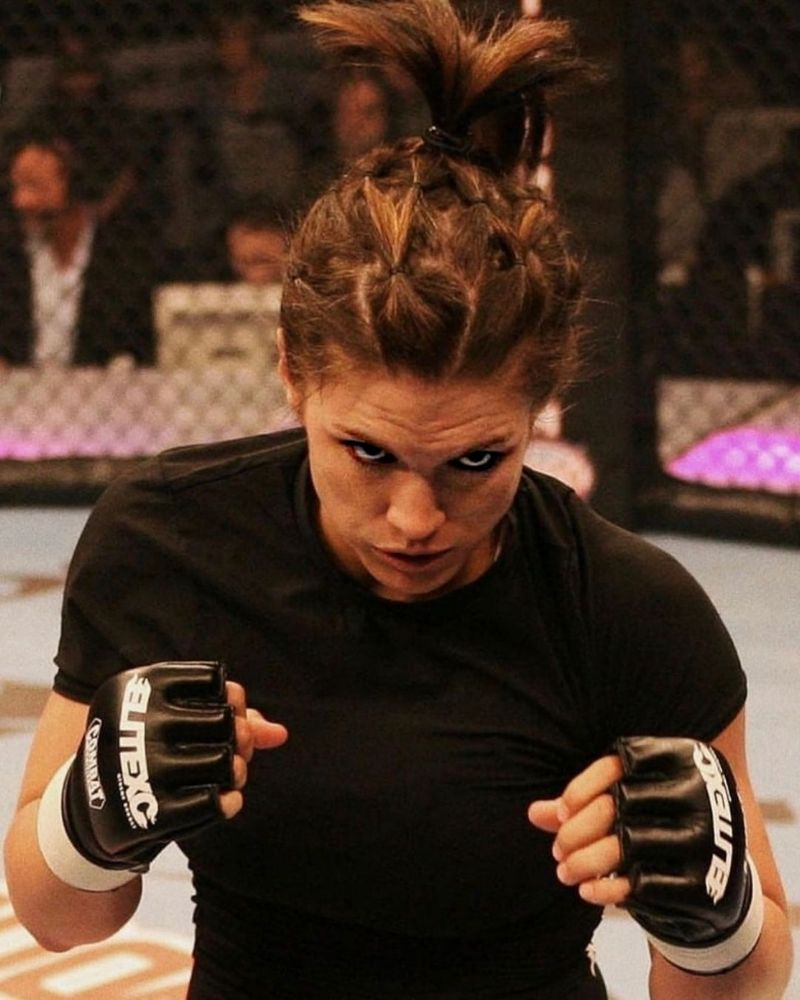 The Behind The Scenes Story Of Gina Carano